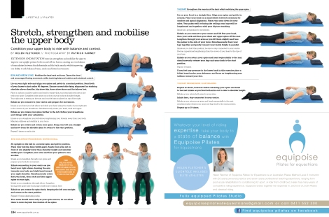 Stretch, Strenghten and Mobilise the Upper Body